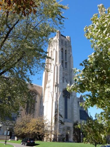 シカゴ大学ロックフェラー教会
