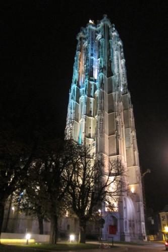 メッヒェレン 聖ロンバウツ大聖堂