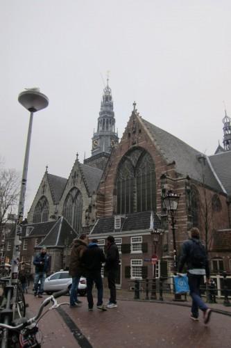 アムステルダム旧教会