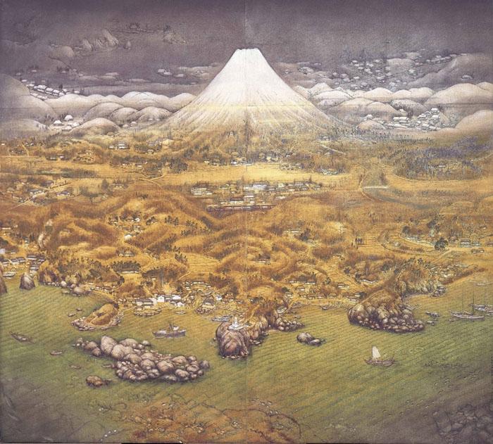 幻の画家『不染鉄』展 不思議な懐かしさを湛えた独創的な日本画の世界 ...