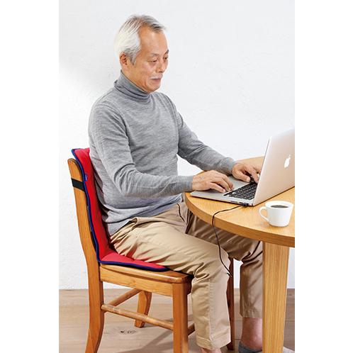 パソコンのUSB端子からも給電可。家庭用電源使用にはUSB-ACアダプター(1.5A以上)が必要(メーカーで購入可)。