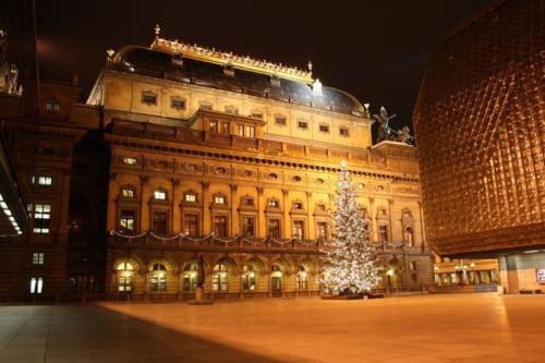 プラハ国民劇場(The National Theatre)