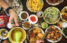 ベトナムの家庭料理