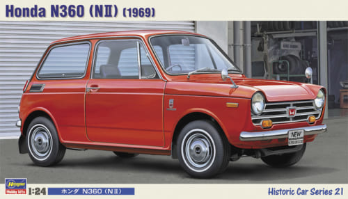 ホンダ N360 (N II)