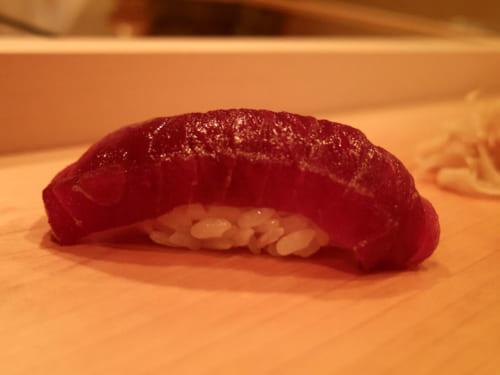 後楽寿司 やす秀のまぐろ赤身