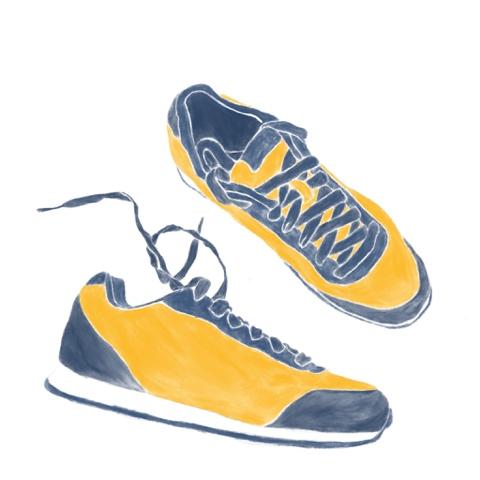 快適に過ごせる靴との出会い