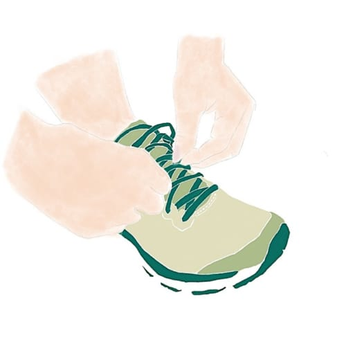 実践!正しい靴の履き方講座