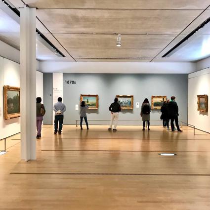 日本の美術館