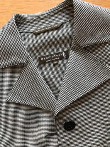 イギリスを代表するコートブランド「マッキントッシュ」。