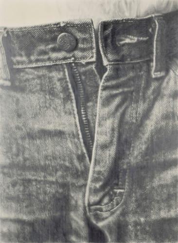 《ジーンズ》1983年、個人蔵