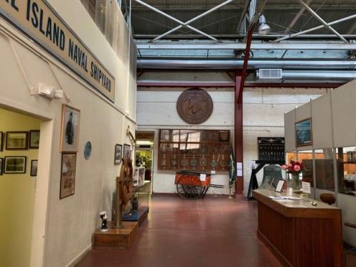 メアアイランドミュージアム