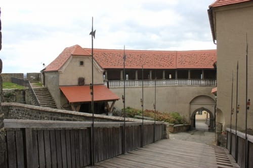 リーガースブルク城