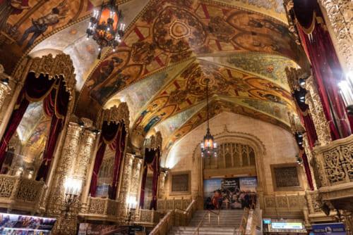 元劇場というブリスベン観光案内所。