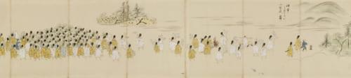 「春日祭礼之図 上巻」 春日大社蔵