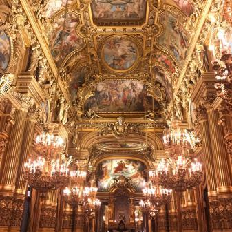 ガルニエ宮-パリ国立オペラ