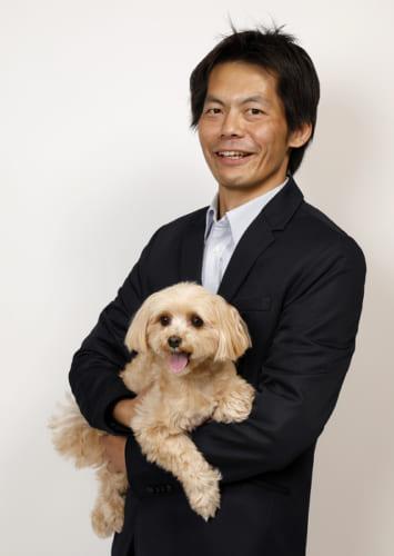 びき動物病院院長岡田響さん