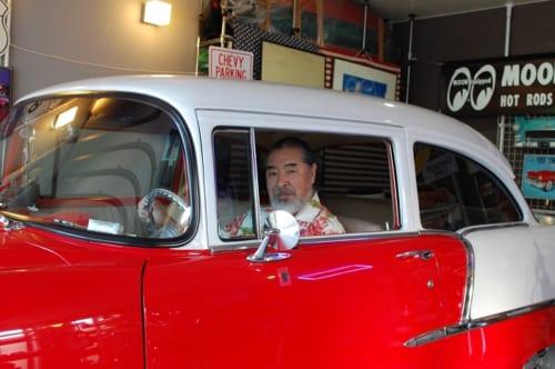 とある映画の影響を受け、念願叶って購入した愛車。その物語は【後編】で語ります。