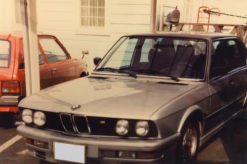 BMWのMシリーズは、サーキット走行を前提とした特別モデル。