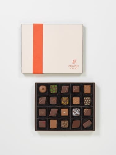 「ボンボンショコラ詰合せ20個入」/オリジンヌ・カカオ(B2F) 5500円