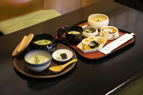 「これを食べるために京都へ来た」と言わしめる、「瓢亭」の季節限定・朝食をいただく