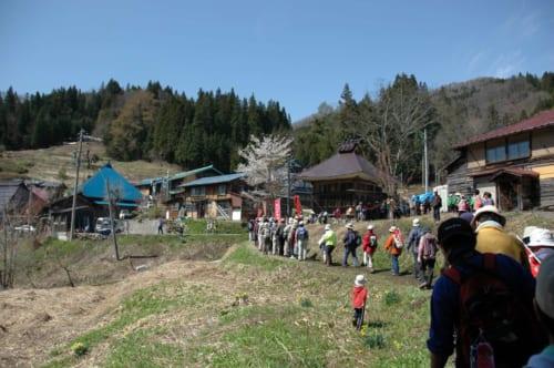 塩の道の面影が色濃く残る村 (長野県・小谷村商工会)