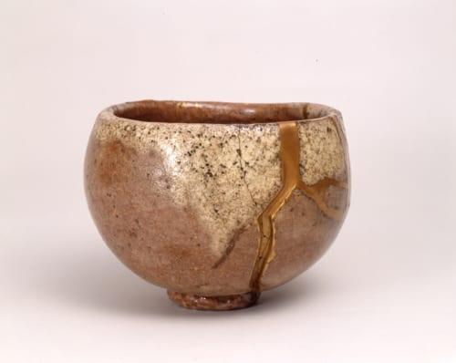 赤楽茶碗 銘 雪峯 本阿弥光悦作 江戸時代 重要文化財 畠山記念館蔵