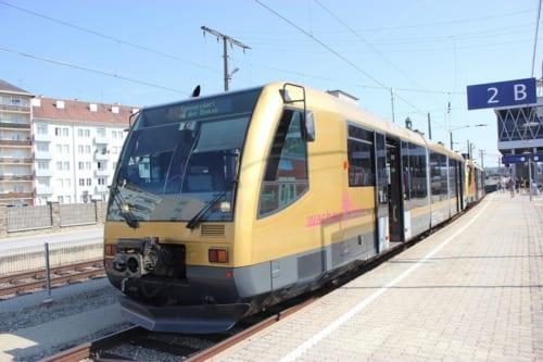 ドナウ河の渓谷と世界遺産を巡る、ヴァッハウ鉄道の旅
