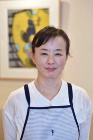 調理指導 山崎美香さん (『御料理 山さき』店主)