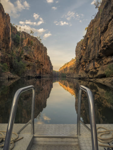 Still Water at Nitmiluk Gorge