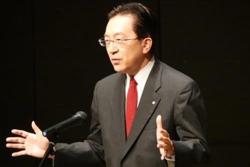 「地方で花開いてきた文化というものを、オールジャパンで東京オリンピック・パラリンピックのときに改めて発信したいと」意気込みを語る、岩手県知事の達増拓也氏