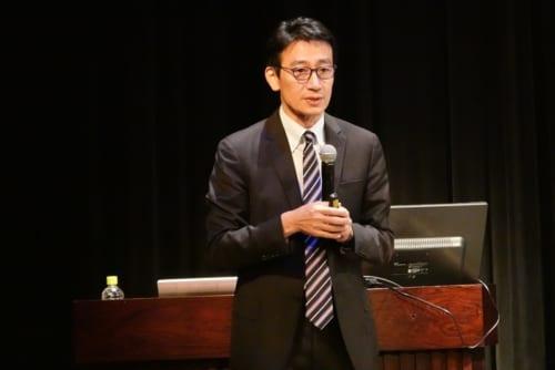 地元出身ということもあり、中国・四国地方に熱いエールを送る吉本光宏氏