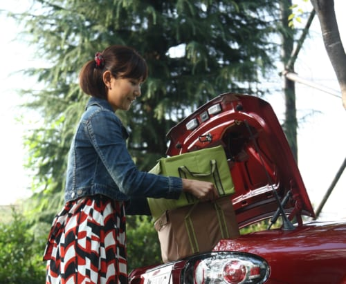 車内掃除のポイント.1