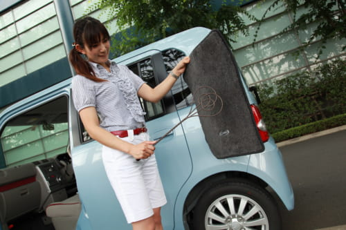 車内掃除のポイント.7