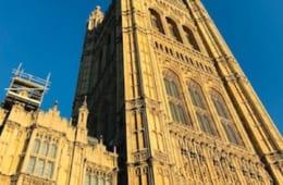 イギリス政治の中心地ロンドン・ウェストミンスター