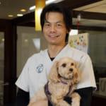 岡田響さん(ひびき動物病院院長)