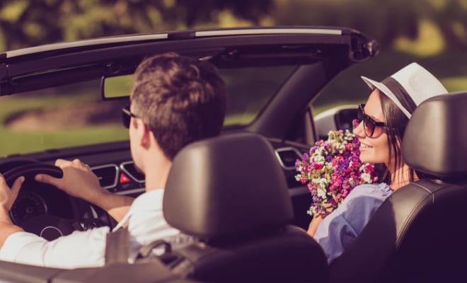 素敵な殿方の運転【彩りカーライフ~自分の人生をかろやかに走ろう~】