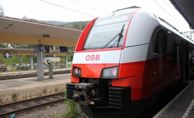 オーストリア国鉄のシティジェット