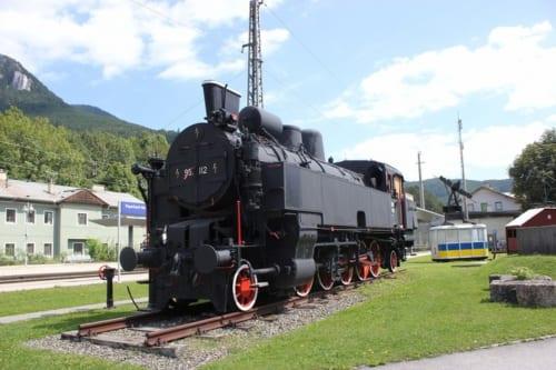 1922年建造の蒸気機関車