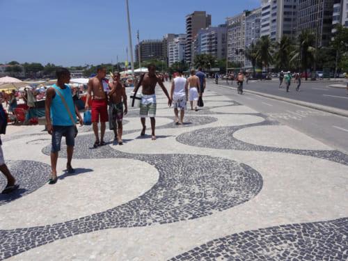 地元リオのエイトールはカリオカに愛される人気者なんだとか