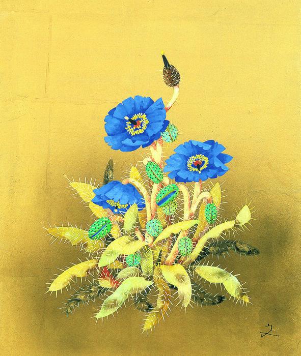 『幻の花 ブルーポピー』2001年
