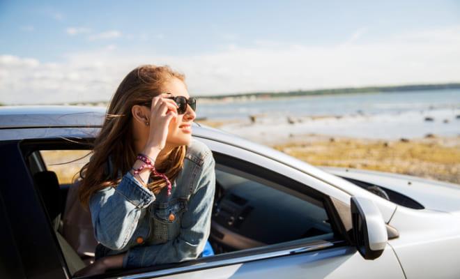女性は運転がヘタ?【彩りカーライフ~自分の人生をかろやかに走ろう~】