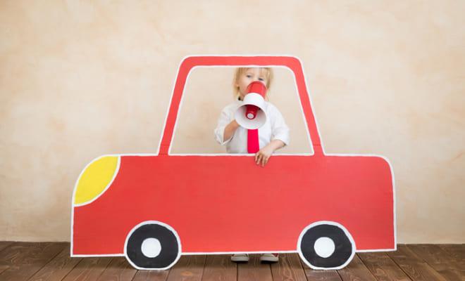 車の会話、パッシング【彩りカーライフ~自分の人生をかろやかに走ろう~】