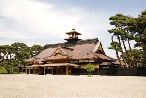 箱館奉行所は幕末当時のままに近年再建された
