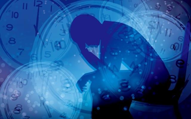 睡眠不足はアゴが原因?|アゴと睡眠の深い関係