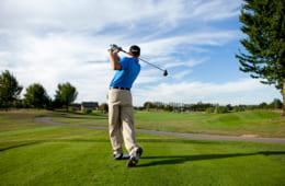 腰痛・坐骨神経痛ゴルファーに一石二鳥!痛み克服&飛距離アップトレーニング【川口陽海の腰痛改善教室 第17回】