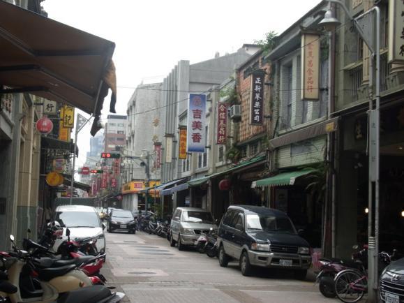 台北街歩き