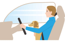 危険なドライバーの行為