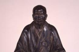 重文「無学祖元坐像」鎌倉時代 円覚寺