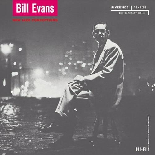 ビル・エヴァンス『ニュー・ジャズ・コンセプションズ』(リヴァーサイド)