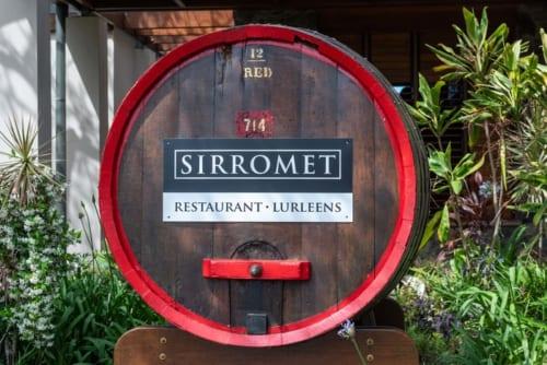 シロメィワインのワイナリー